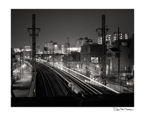 Dozen Editions № 9: Above the Musashino Line