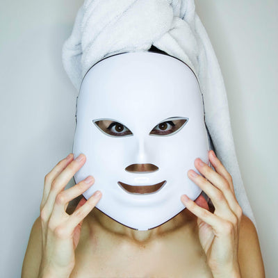 Mila Beauty™ LED Therapy Mask