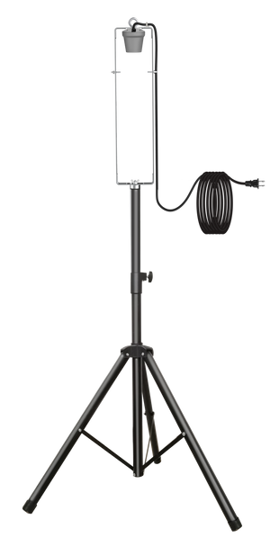 Tripod Stand for Commercial Grade UVC Light Fixture