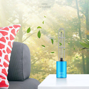 UV-C Germicidal Light Tube | Compact Air Purifier