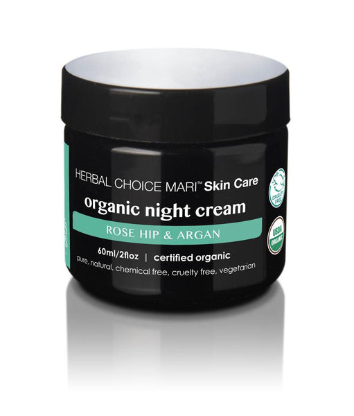 Shorters Night Cream (2floz BPA-Free Plastic / Organic)