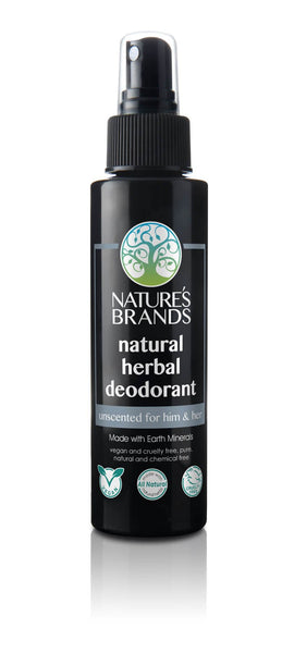 Shorters Natural Unscented Deodorant (4floz BPA-Free Plastic)