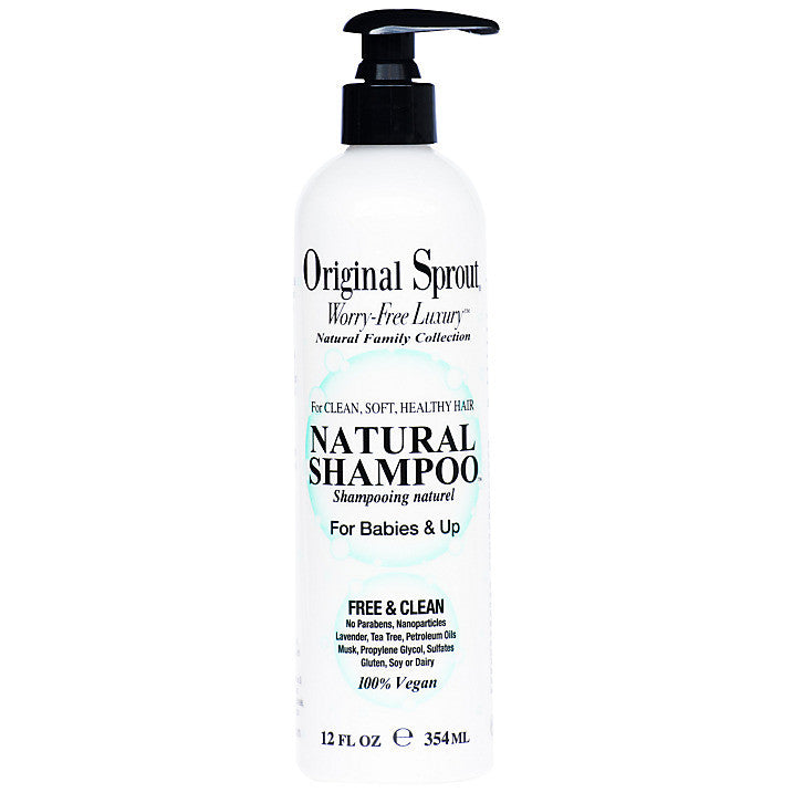 Original Sprout Sulphate Free Children's Natural Shampoo, 354ml