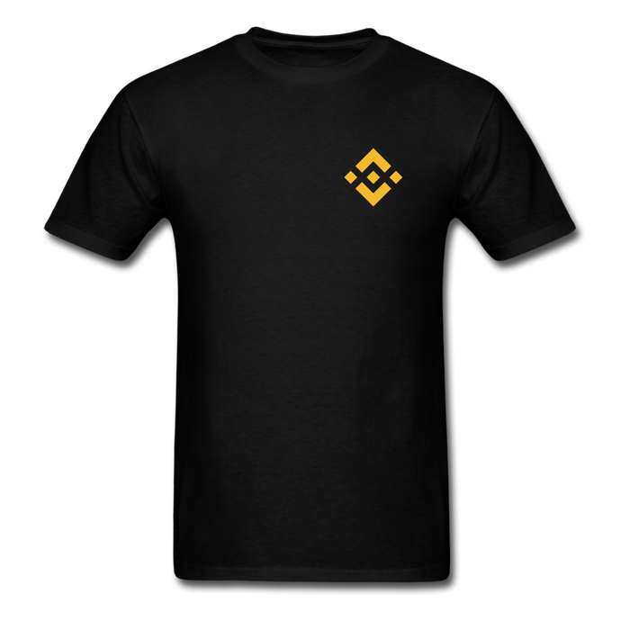 Binance Fan Shirt - black