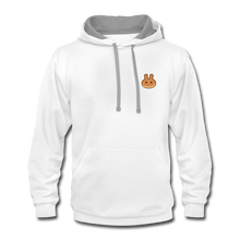 Load image into Gallery viewer, PancakeSwap Fan Hoodie - white/gray