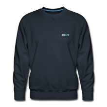 Load image into Gallery viewer, STEEZY. Founders Edition Crew Neck - navy