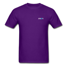 Load image into Gallery viewer, STEEZY. Founders Edition Shirt - purple