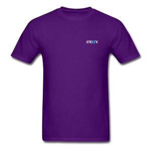 STEEZY. Founders Edition Shirt - purple