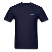 Load image into Gallery viewer, STEEZY. Founders Edition Shirt - navy