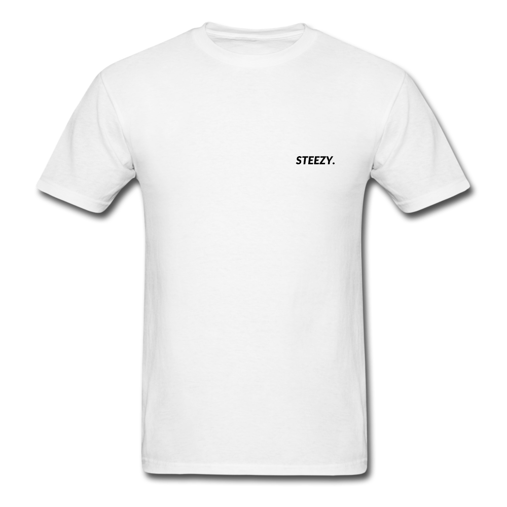 STEEZY. Shirt - white