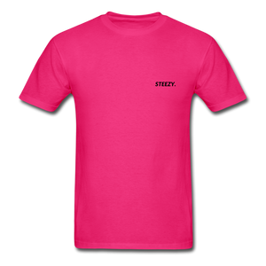STEEZY. Shirt - fuchsia