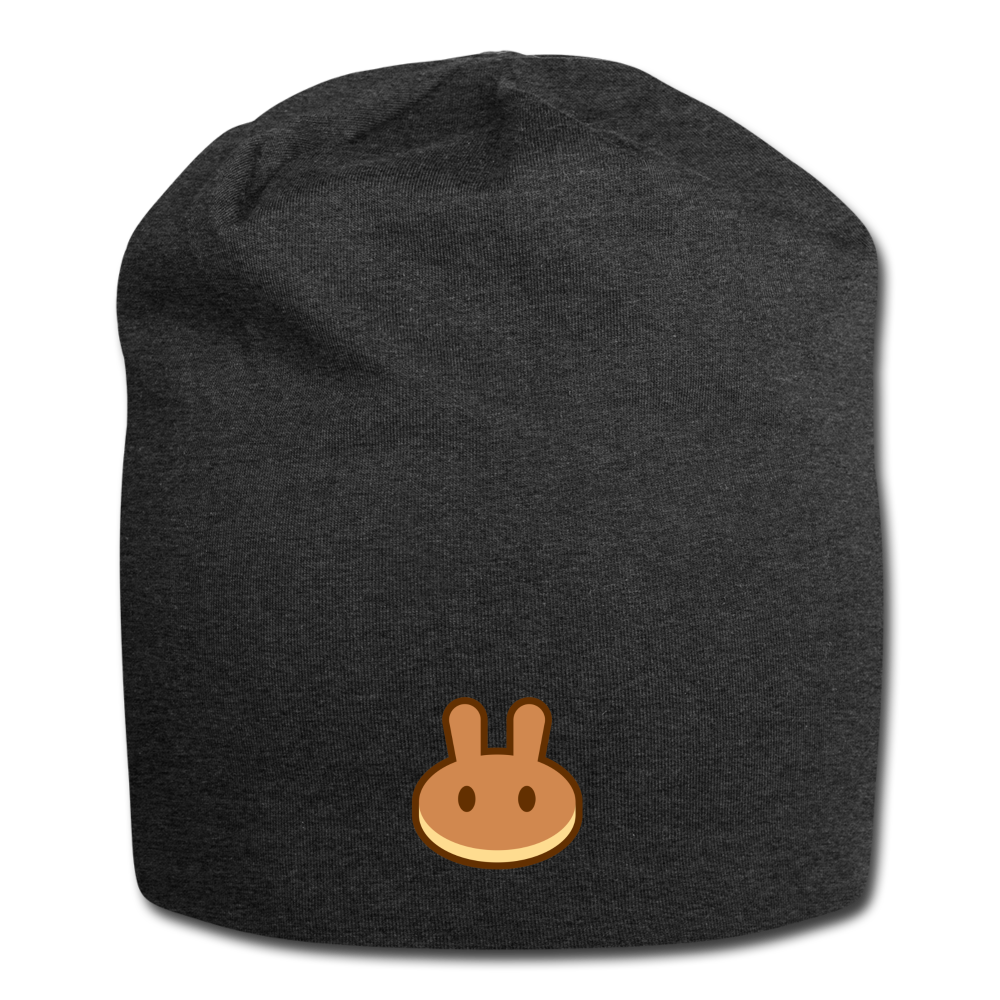PancakeSwap Beanie - charcoal gray