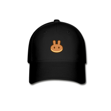 Load image into Gallery viewer, PancakeSwap Baseball Cap - black