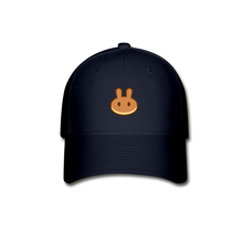 Load image into Gallery viewer, PancakeSwap Baseball Cap - navy