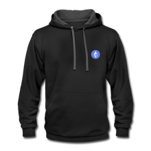 Load image into Gallery viewer, Ethereum Hoodie - black/asphalt