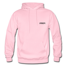 Load image into Gallery viewer, STEEZY. Hoodie - light pink