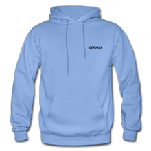 Load image into Gallery viewer, DEADASS. Hoodie - carolina blue