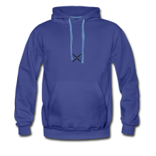 Load image into Gallery viewer, XRP at the Heart Hoodie - royalblue