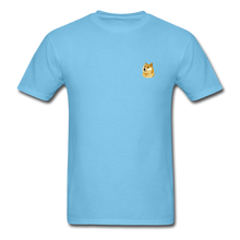 Load image into Gallery viewer, Doge Shirt - aquatic blue