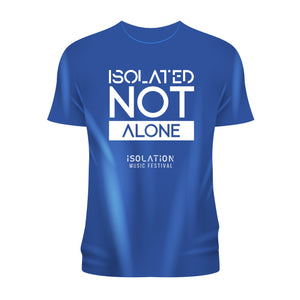 Official Isolation Music Festival T-Shirt