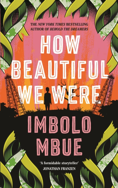 Imbolo Mbue x Golden Hare - Online event for How Beautiful We Were with author Imbolo Mbue