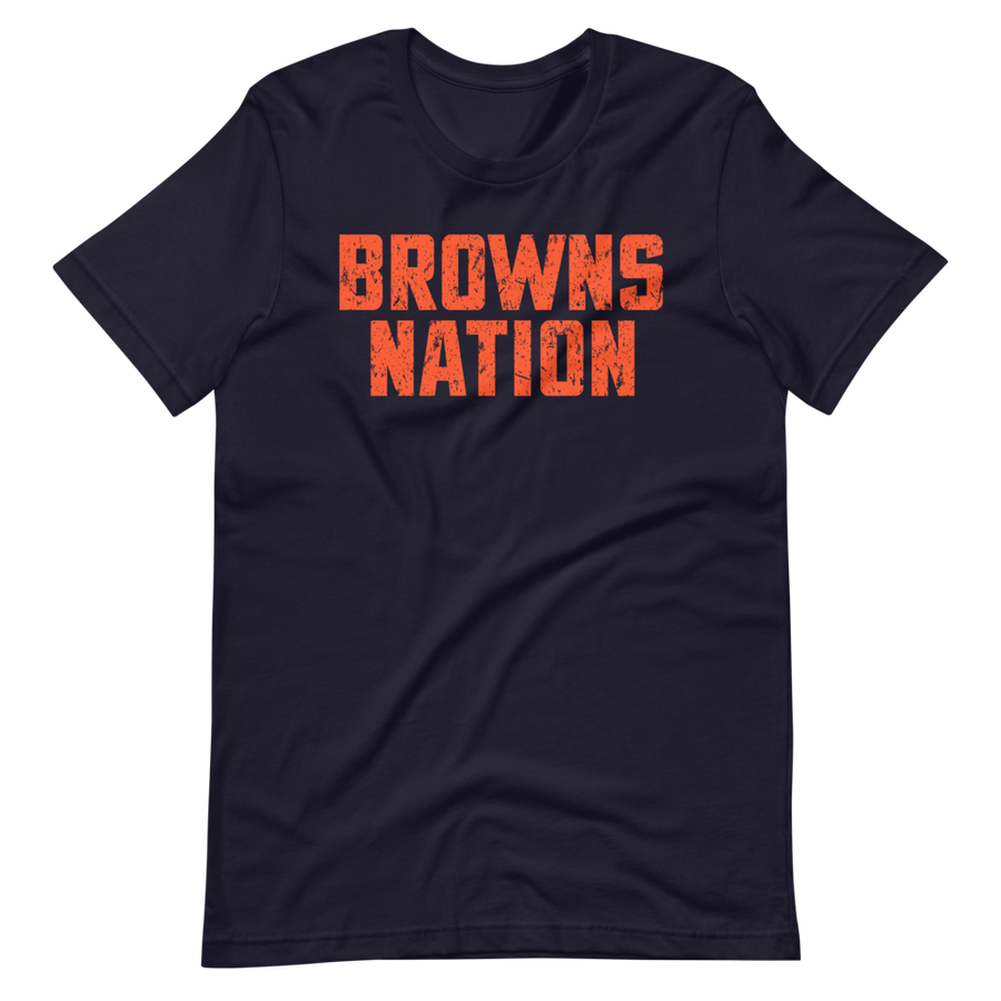 Browns Nation T-Shirt