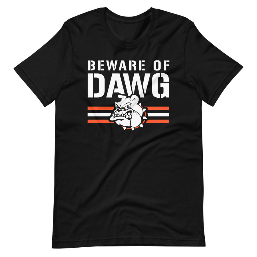 Beware Of Dawg Cleveland T-Shirt