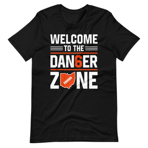 Welcome To The Danger Zone T-Shirt