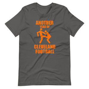 Another Year Of Cleveland Football T-Shirt