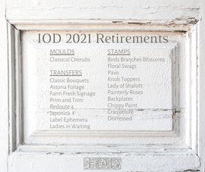 IOD Product Retirements 2021
