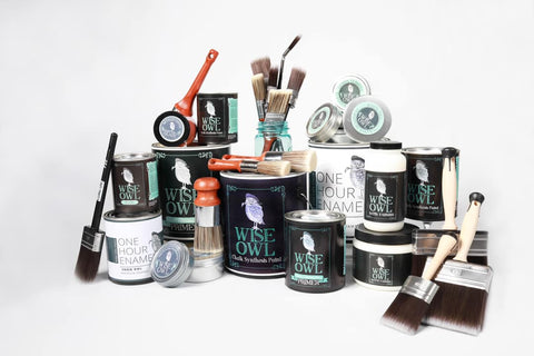 Wise Owl Paint Products