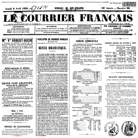 Decor Stamps by Iron Orchid Designs