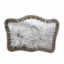 Small Rococo Mirror - Nest Gifts