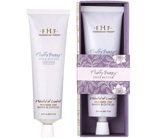 Fluffy Bunny® Shea Butter Hand Cream - Nest Gifts