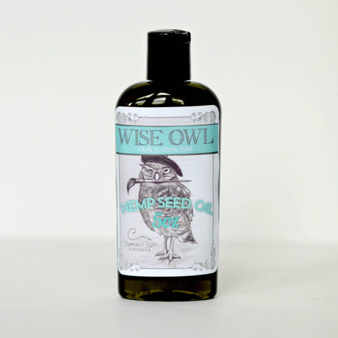 Hemp Seed Oil - Nest Gifts