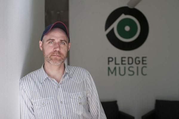 Cords For Music Interview: Benji Rogers, Founder of PledgeMusic