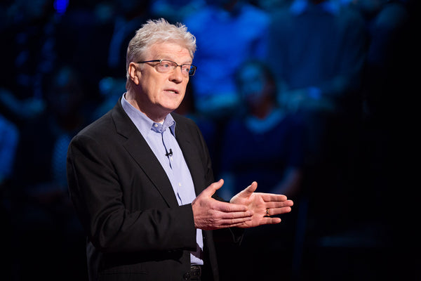 How Schools Kill Creativity: An Inspirational Talk by Sir Ken Robinson