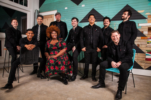 Cords Journal Interview: Kam Franklin of The Suffers