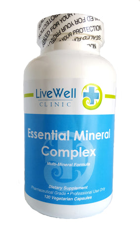 Essential Mineral Complex - 120 caps