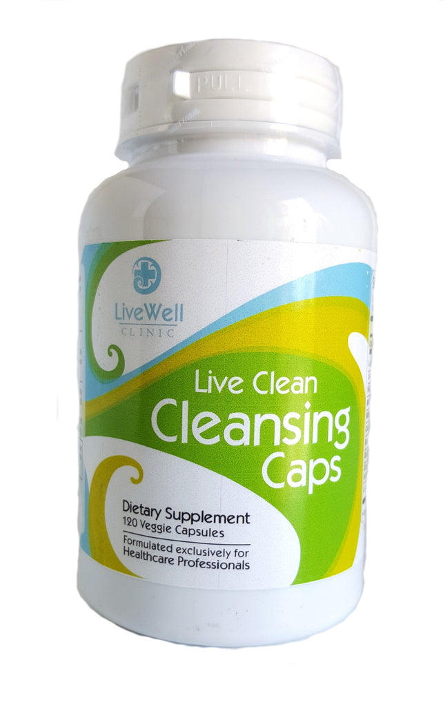 Live Clean Cleansing Caps