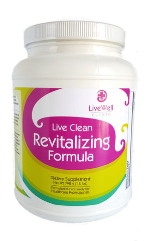 Live Clean Revitalizing Formula