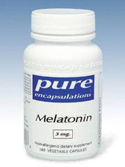 Melatonin 3mg 180 vcaps