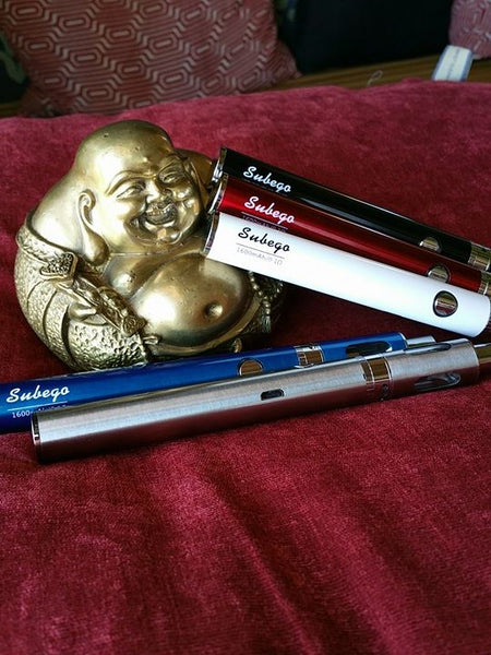 Subego ROKT Vapor temperature control The Vaping Buddha South San Francisco vape shop located in San Mateo County California