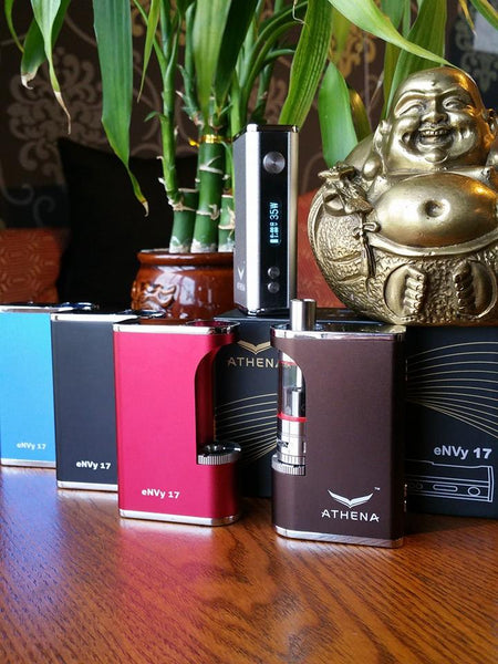 Envy 35W by Athena The Vaping Buddha South San Francisco vape shop located in San Mateo County California SFO