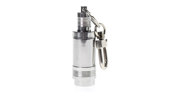 Nickel Plated Brass Juice Bottle