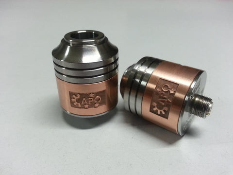 Tykomi Enterprise APO Rebuildable Dripping Atomizer