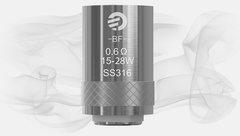 Joyetech BF SS316 0.6ohm MTL Replacement Coil (Cubis, AIO)