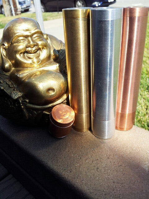 The Flagship Mod by SMK Mods in Copper, Brass, Aluminum
