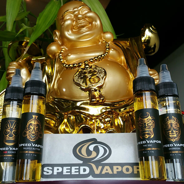 Speed Vapor Truffle Butter free shipping White Chocolate Graham Cracker Smores ejuice eliquid The Vaping Buddha South San Francisco vape shop SFO vapor store