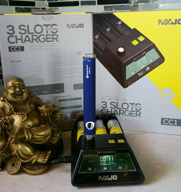 Newise CC1 charger subohm The Vaping Buddha South San Francisco vape shop located in San Mateo County California SFO